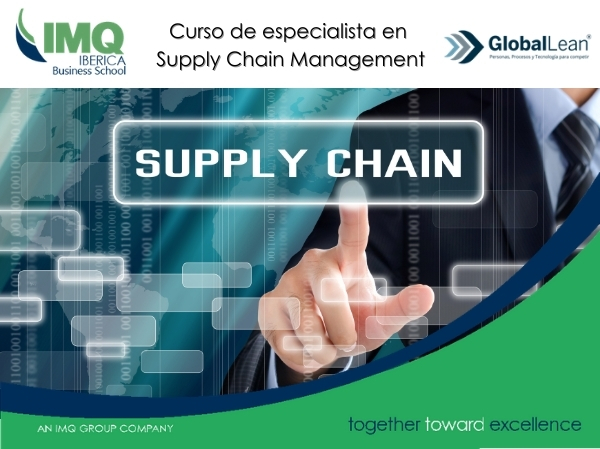 Curso supply chain Cadena Suministro